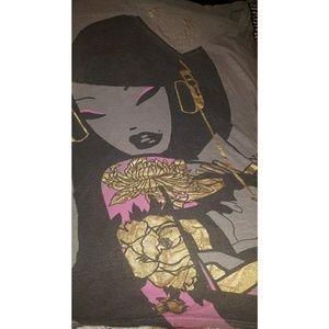 preloved tokidoki shirt